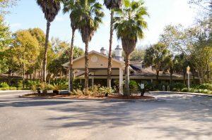 Charter Senior Living of Gainesville Image Gallery: Southwest Entrance