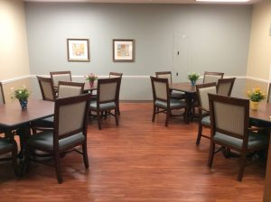 Charter Senior Living of Gainesville Image Gallery - Activity Room
